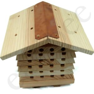 Solitary Bee Hive Bee Keeping Mason Beehive Beekeeping Insect Box Hotel Easibee