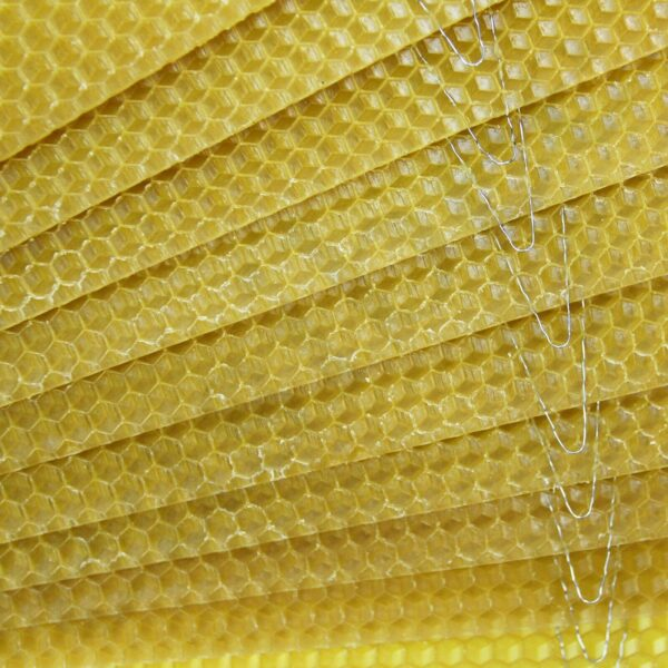 Easibee Langstroth Bee Hive Brood Wired Wax Foundation Sheets